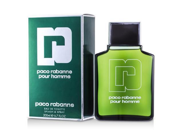 Paco Rabanne - Pour Homme Eau De Toilette Splash & Spray 200ml/6.7oz