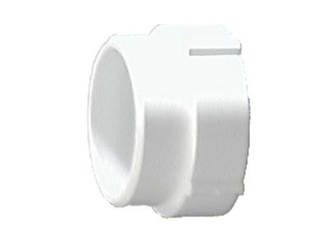 1-1/2 Dwv Cleanout Adapter Sxf GENOVA PRODUCTS INC Pvc - Dwv Cleanouts & Plugs