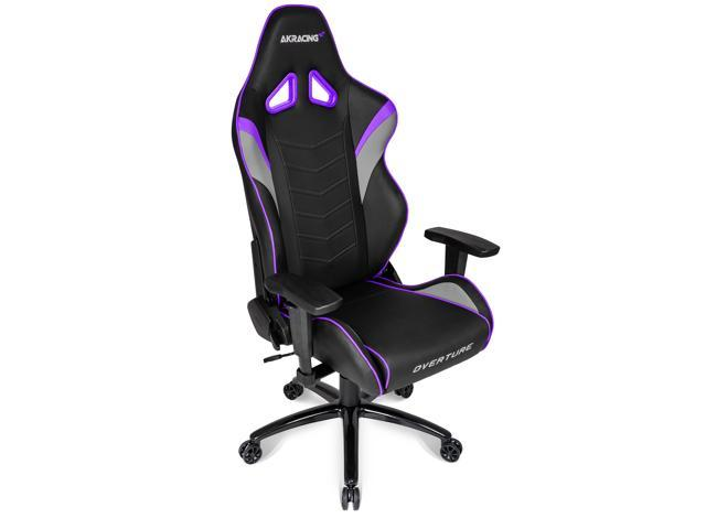 AKRacing Overture Series Super-Premium Gaming Chair with High Backrest Recliner Swivel Tilt Rocker and Seat Height.  sc 1 th 194 & AKRacing Octane Super-Premium Gaming Chair with High Backrest ...
