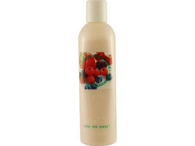 CALGON by Coty BERRY BLISS BODY LOTION 8 OZ for WOMEN