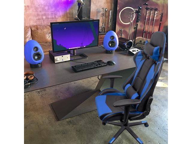 Homall Ergonomic Executive Computer Gaming Chair, Racing Style with High Back