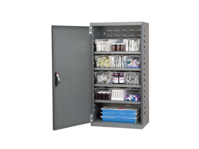Akromils Textured Charcoal Mini-Cabinet w/ 31162
