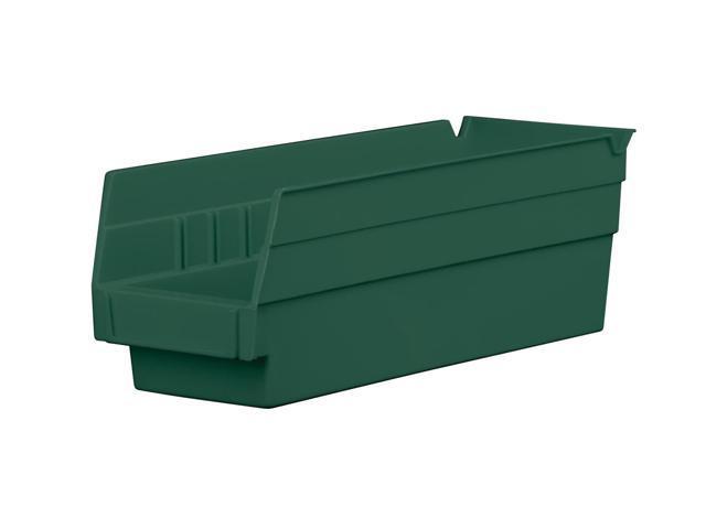 Home Indoor Outdoor Storage Shelf Bins Huntergreen Earth Saver 24Pk 11.62 X 4.12 X 4
