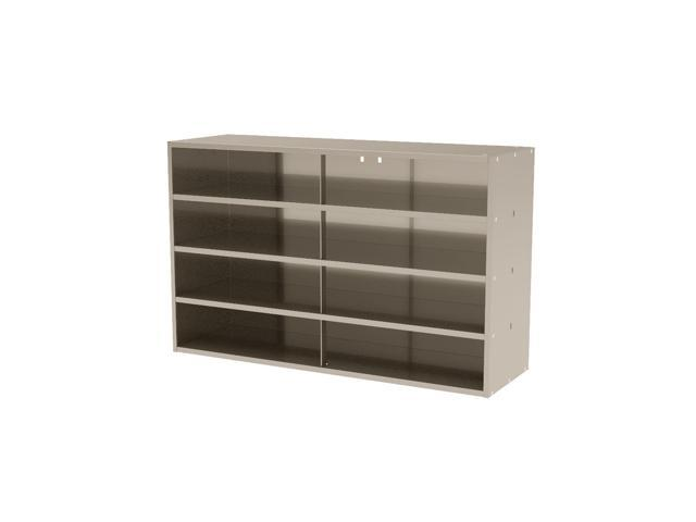 Akromils Textured Putty Cabinet w/ no AkroDrawers