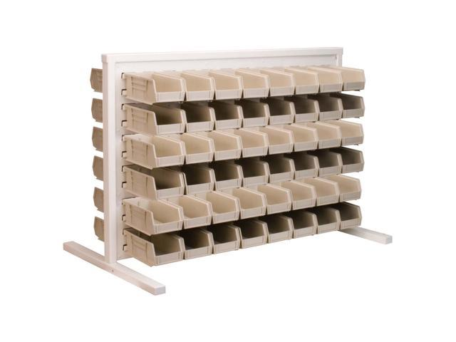 Akromils Double - Sided Rack with 30220stone Bins 5 Pack