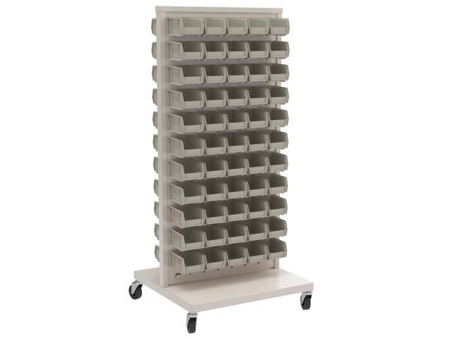 Akromils Rack with 30210stone Bins 6Pack