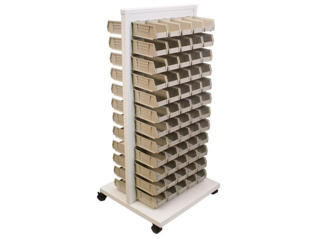 Akromils Rack with 30220stone Bins 6 Pack