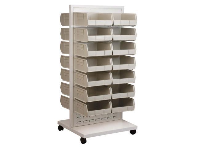 Akromils Rack with 30235stone Bins 6 Pack