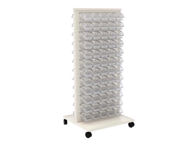 Akromils 30553 Rack w/120ea 305a1 Bins 9 Pack