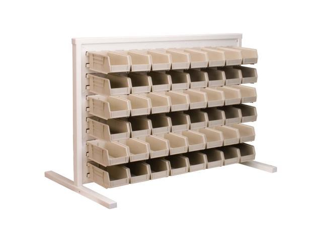 Akromils Single - Sided Rack with 30220stone Bins 3 Pack