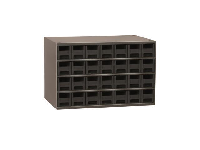 Akromils 28-Series Steel Storage 9 Drawer Cabine Black