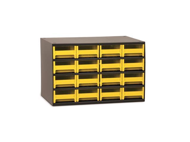 Akromils 16-Series Steel Storage 9 Drawer Cabine Yellow