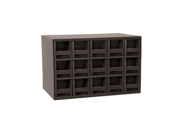Akromils 15-Series Steel Storage 9 Drawer Cabine Black