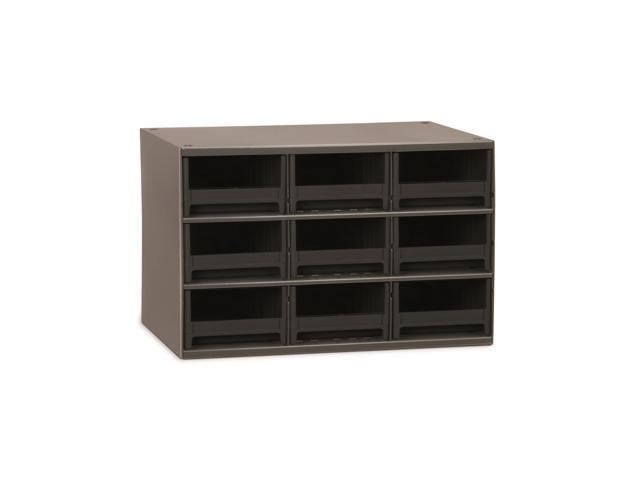 Akromils 19-Series Steel Storage 9 Drawer Cabine Black