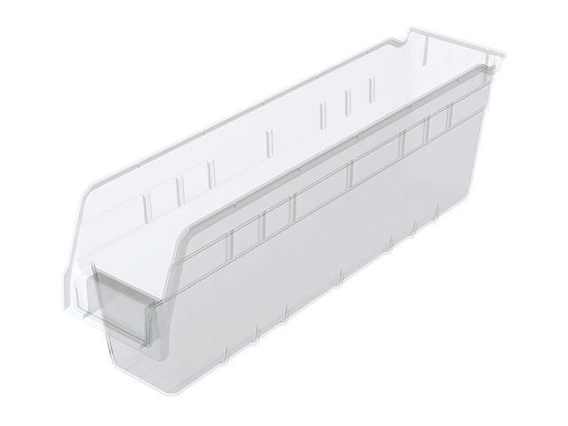 Home Indoor Outdoor Storage Shelf Bins 6
