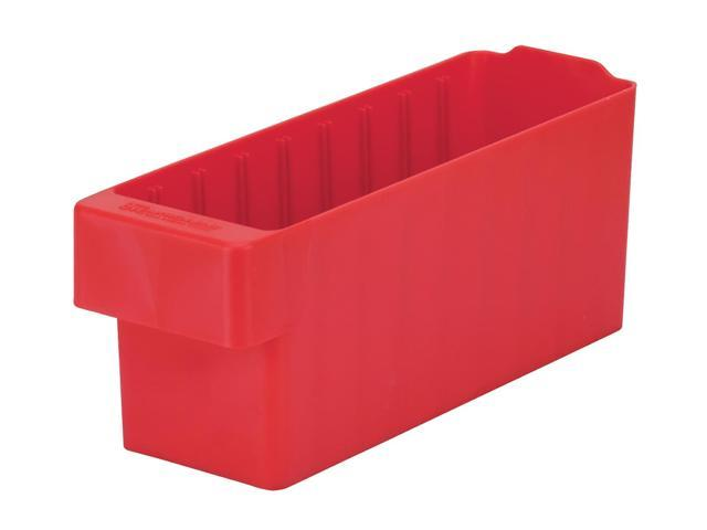 Akromils Akrodrawer Red 6 Pack - 11.62x 3.75x 4.62
