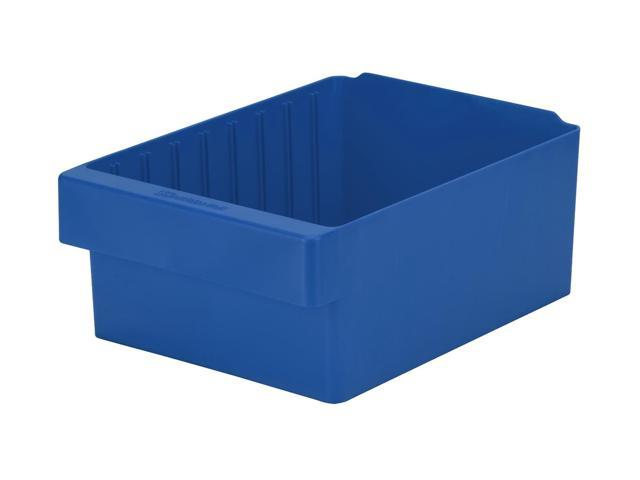 Akromils Akrodrawer Blue 4 Pack - 11.62x 8.37x 4.62
