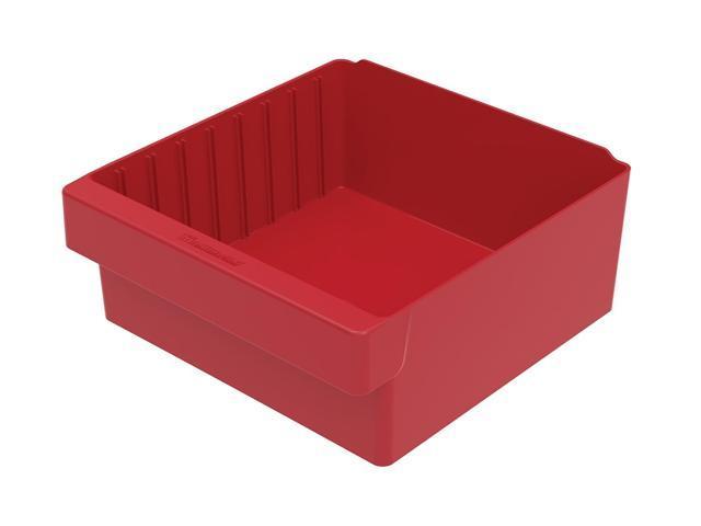 Akromils Akrodrawer Red 4 Pack - 11.62x 11.12x 4.62