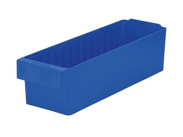 Akromils Akrodrawer Blue 6 Pack - 17.62x 5.56x 4.62