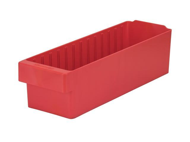 Akromils Akrodrawer Red 6 Pack - 17.62x 5.56x 4.62