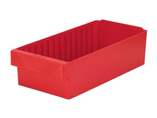 Akromils Akrodrawer Red 4 Pack - 17.62x 8.37x 4.62