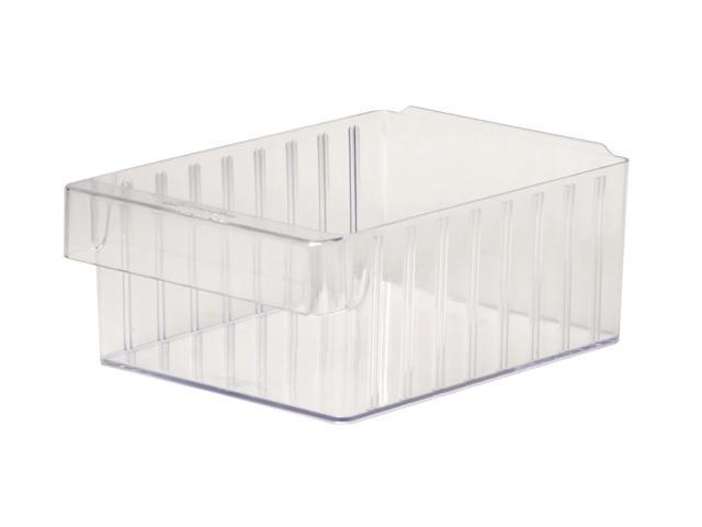 Akromils Akrodrawer Crystal Clear 4 Pack - 11.62x 8.37x 4.62