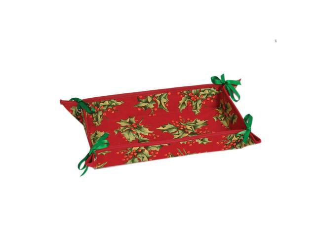 Picnic Plus Hostess Appetizer Tray Holly