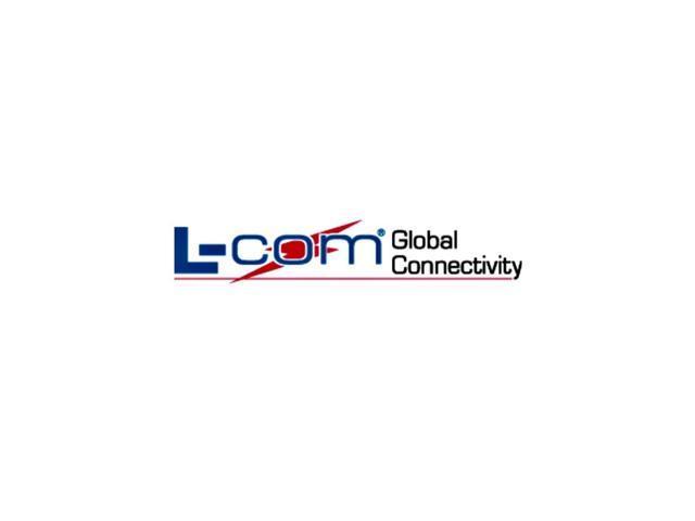 L-Com BT-CAT6-P4 4-Port CAT6 Passive Gigabit Midspan/Injector