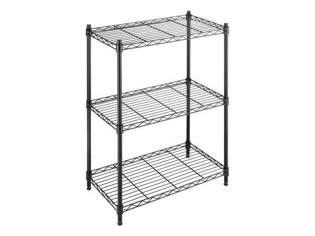 Whitmor Storage Rack - 3 Tier(s) - 29.9
