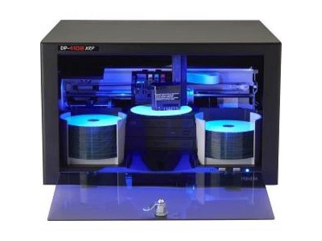 Primera Bravo 63532 BD/DVD/CD Duplicator - Blu-ray Writer - eSATA