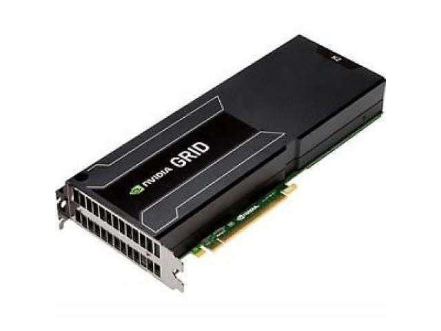 HP GRID K2 753958-B21 6GB GDDR5 PCI Express Plug-in Card Reverse Air Flow Dual GPU Graphics Accelerator-Newegg.com