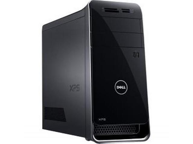 DELL XPS X8700-9375BLK Desktop PC Intel Core i7 4790S (3.20GHz) 32GB DDR3 3TB HDD 256GB SSD Windows 8.1 64-Bit
