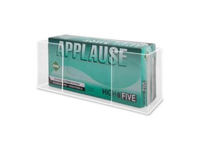 Kantek KTKAH110 Glove Box Holder- Single- 11in.x3-.50in.x4-.75in.- Clear