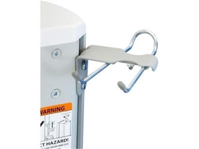 Ergotron 97-543-207 Scanner Holder for Carts - Steel, Aluminum