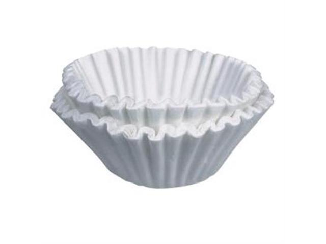 BUNN BCF250 12-Cup Commercial Coffee Filters, 250-Count