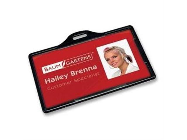 ID Card Holders Horizontal 3-3/8
