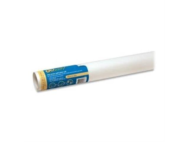 Pacon Self-adhesive Dry-erase Roll, White - PACAR2420