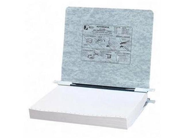 Acco Brands- Inc. ACC54124 Data Processing Binder- 6in. Cap- 11in.x8-.50in.- Dark Gray