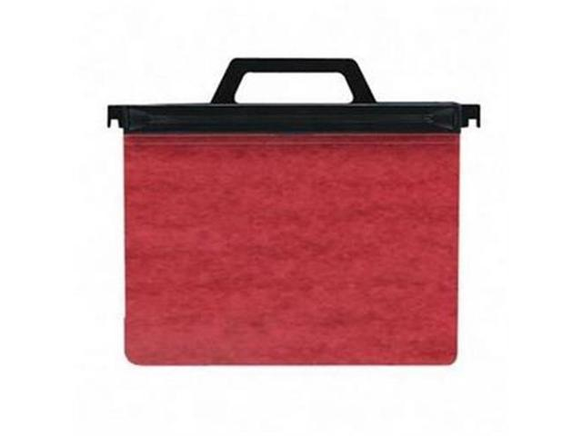 Acco Brands- Inc. ACC55261 Expandable Binder- Pressboard Cover- 6in. Cap- 8-.50in.x11in.- Red