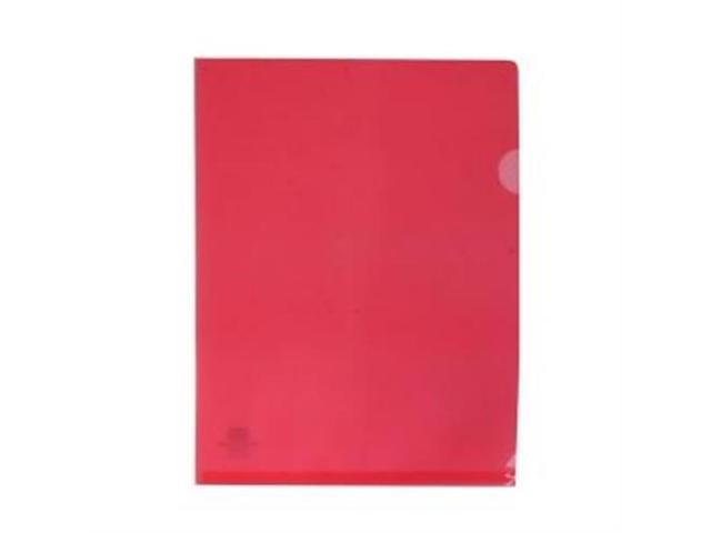 Sparco 00607 Transparent File Holder - 8.50
