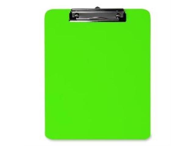 Plastic Clipboard w/ Flat Clip 9