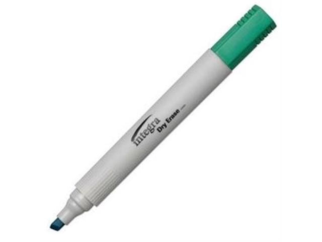 Dry-Erase Marker Chisel Tip Green