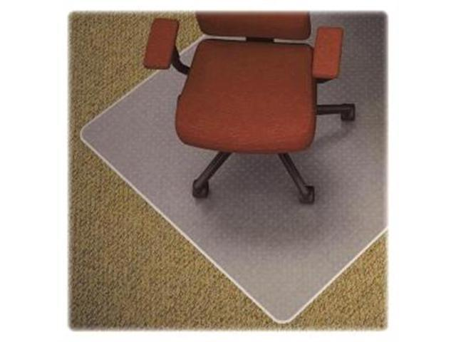 Chair Mat Medium Pile Wide Lip 25