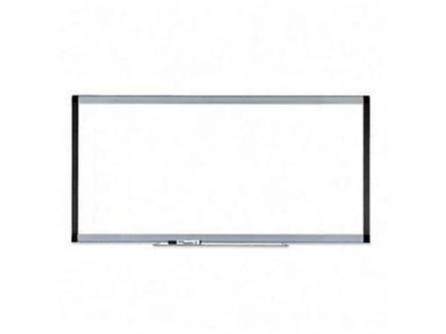 Magnetic Dry-erase Board 8'x4' Silver/Ebony