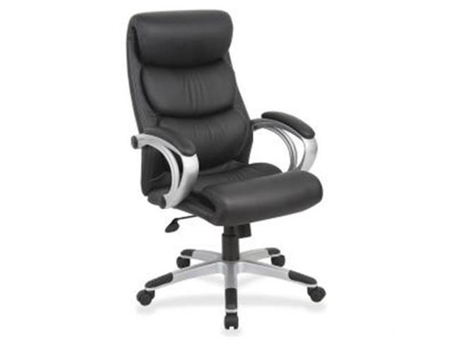 High-Back Exec Chair Leather 27