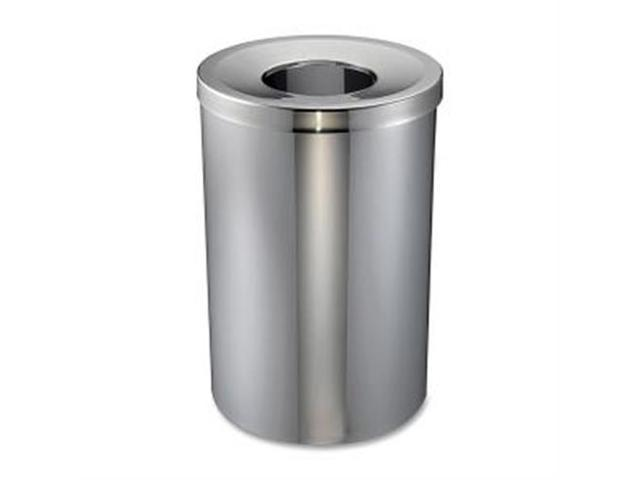 Wast Receptacle Open-Mouth 30 Gal. Stainless Steel