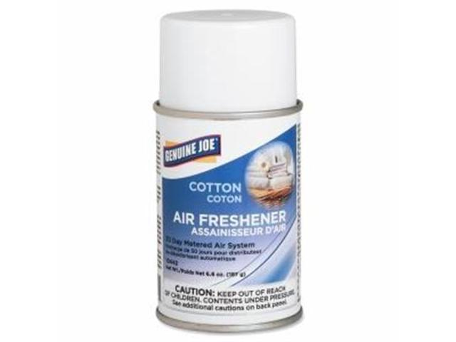 Metered Air Fresheners F/ GJO10440 Lasts 30 Days Cotton