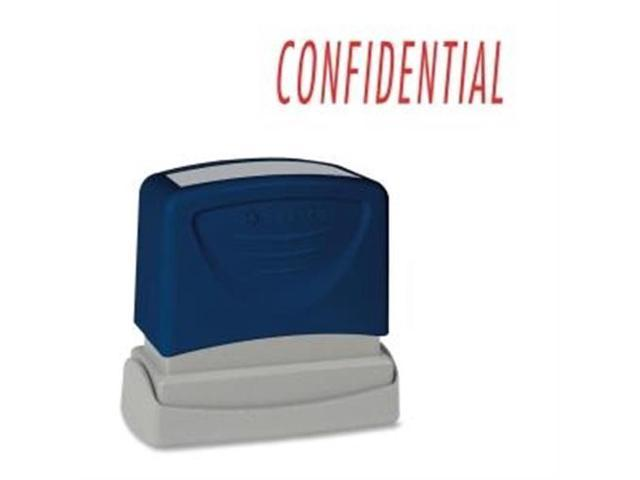 CONFIDENTIAL Title Stamp 1-3/4