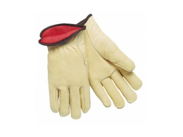 Insulated Drivers Gloves Jersey Lined Large