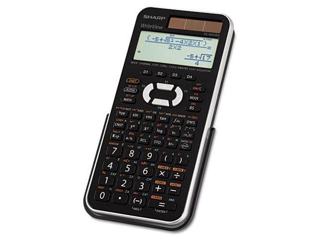 El-W516Xbsl Scientific Calculator, 16-Digit Lcd